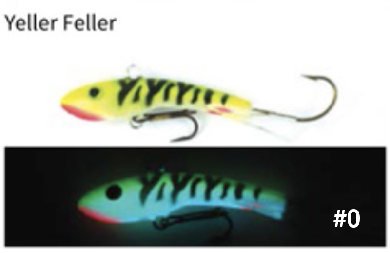 Moonshine Lures | Shiver Minnow (Super Glow) -  - Moonshine Lures - Blue Ribbon Bait & Tackle