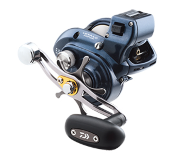 Daiwa | Lexa LC Line Counter