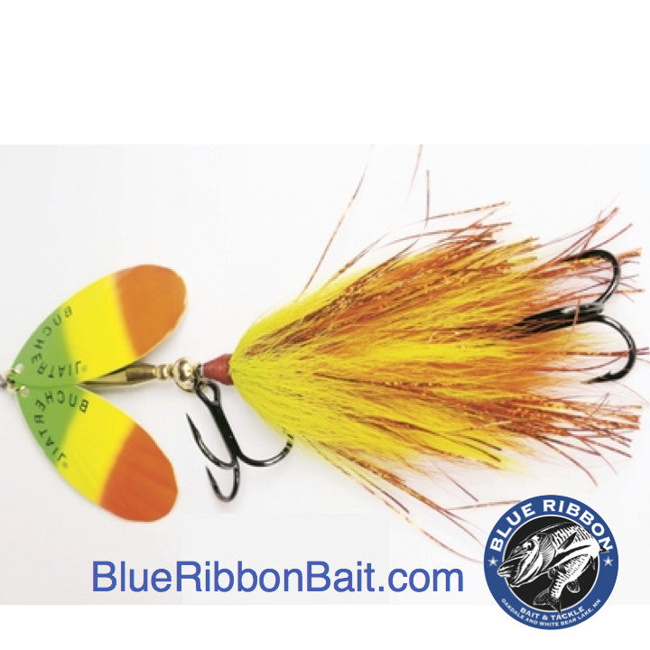Joe Bucher Outdoors | Buchertail Tin-Buck 2 -  - Joe Bucher Outdoors - Blue Ribbon Bait & Tackle