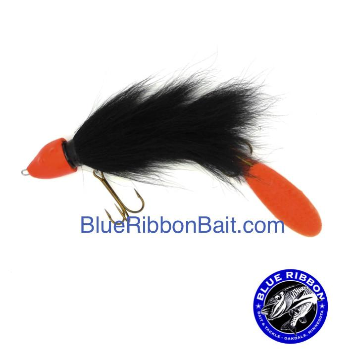 beaver 39 s baits baby beaver xl blue ribbon bait tackle. Black Bedroom Furniture Sets. Home Design Ideas