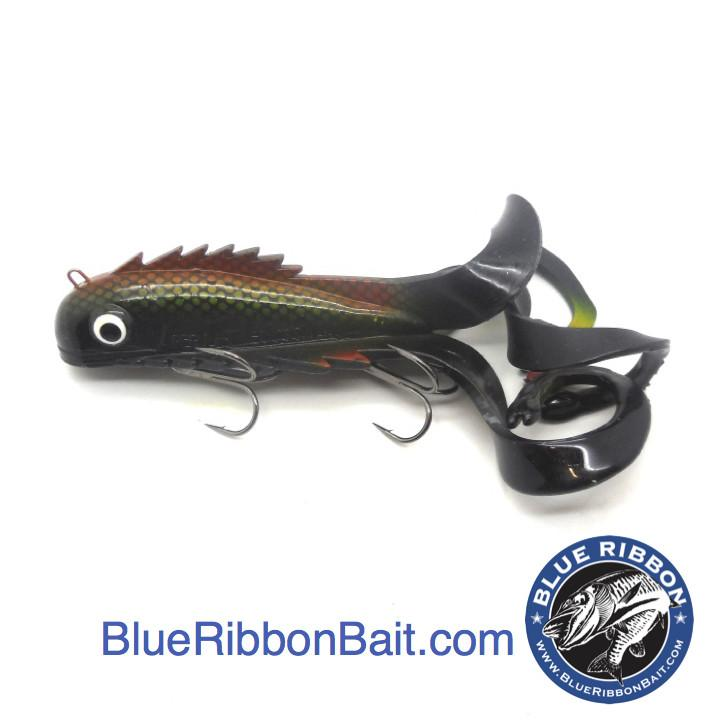 Chaos Tackle | Husky Medussa (original)-Chaos Tackle-Red Wing Blackbird (CUSTOM)-Blue Ribbon Bait & Tackle