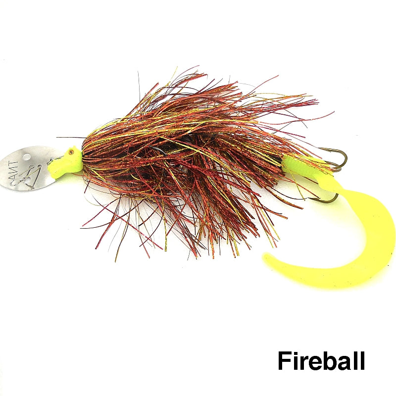 "Tna Tackle LLC | Angry Flash Dragon (Original 13"")"