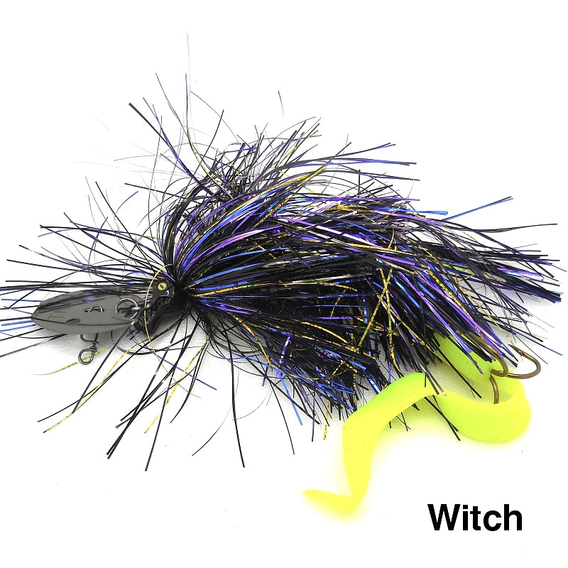 "Tna Tackle LLC | Angry Flash Dragon (Mini 8"")"