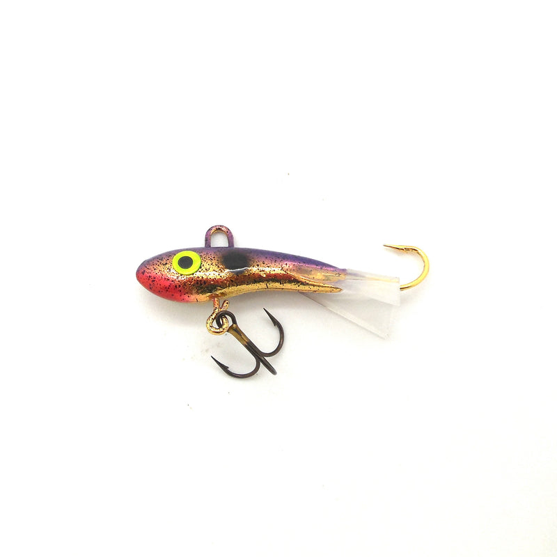 Moonshine Lures | Shiver Minnow (Non Glow)