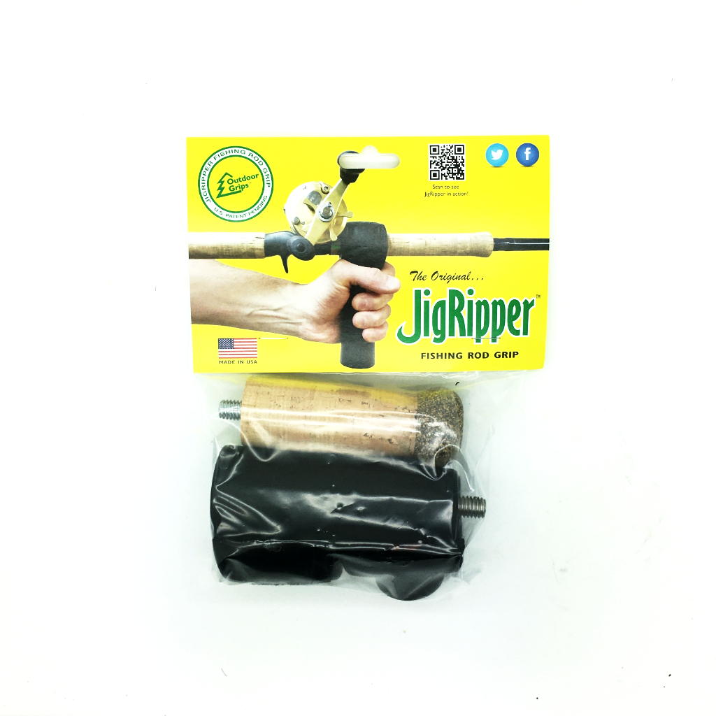 Outdoor Grips | JigRipper