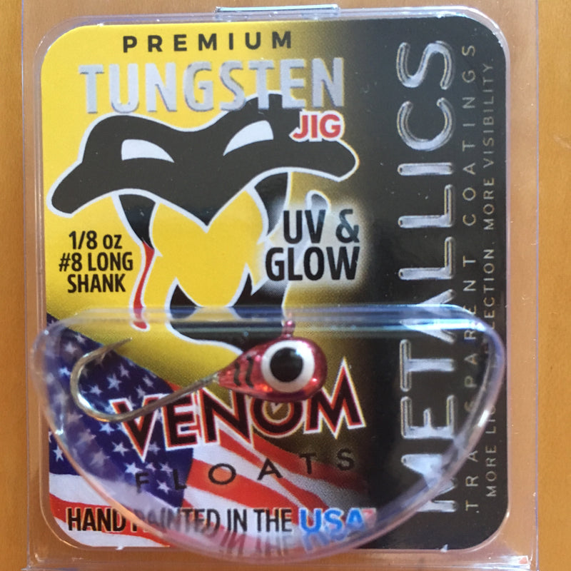 Venom Outdoors | Premium Tungsten Jig