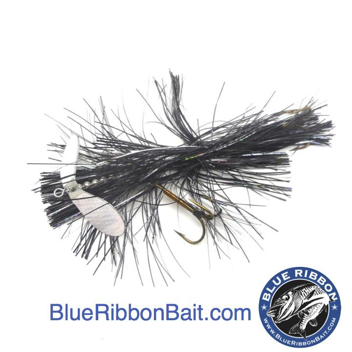 Kramer Bros Tackle | Revolution Bucktail #11-Kramer Bros Tackle-KB Classic-Blue Ribbon Bait & Tackle