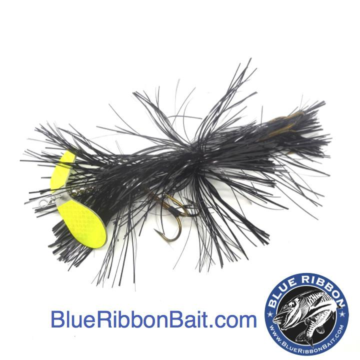 Kramer Bros Tackle | Revolution Bucktail #11-Kramer Bros Tackle-Lemon Oil-Blue Ribbon Bait & Tackle