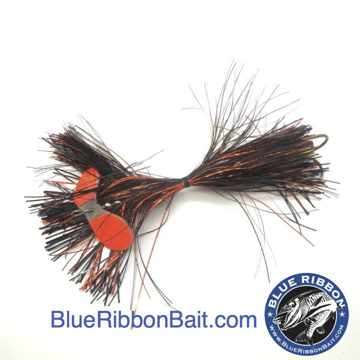 Kramer Bros Tackle | Revolution Bucktail #11-Kramer Bros Tackle-Orange Canuck-Blue Ribbon Bait & Tackle