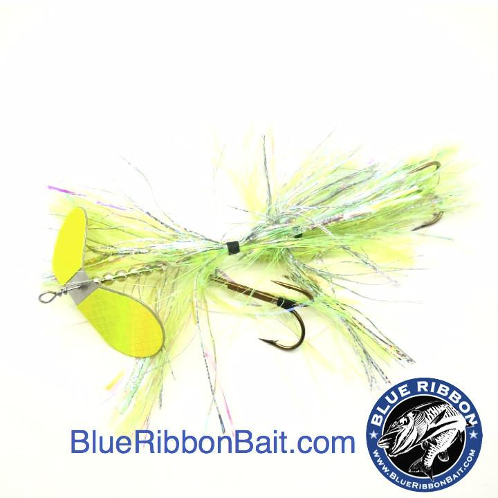 Kramer Bros Tackle | Revolution Bucktail #11-Kramer Bros Tackle-Twilight-Blue Ribbon Bait & Tackle