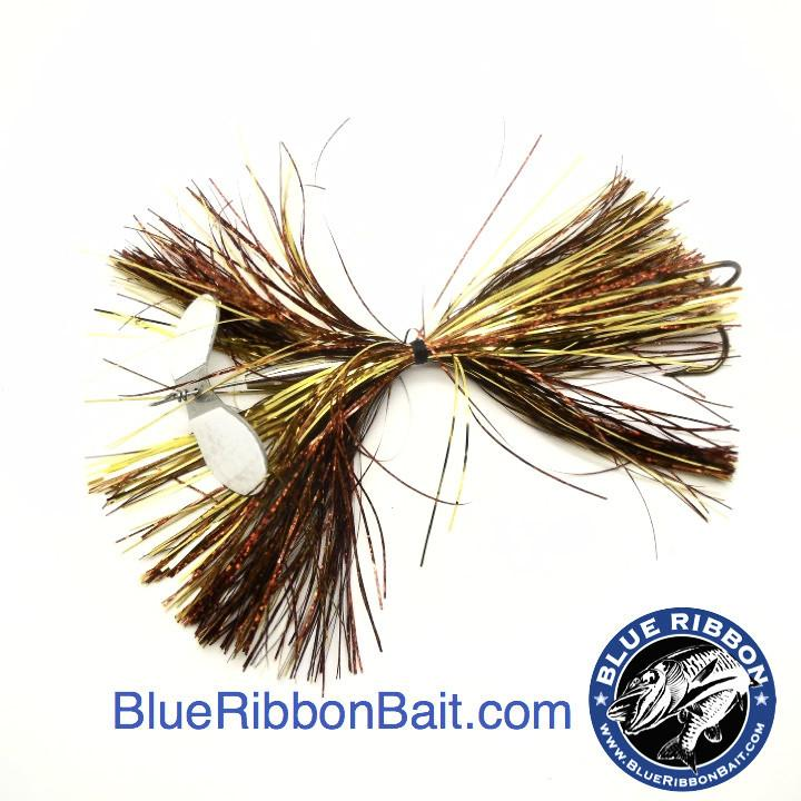 Kramer Bros Tackle | Revolution Bucktail #7 -  - Kramer Bros Tackle - Blue Ribbon Bait & Tackle