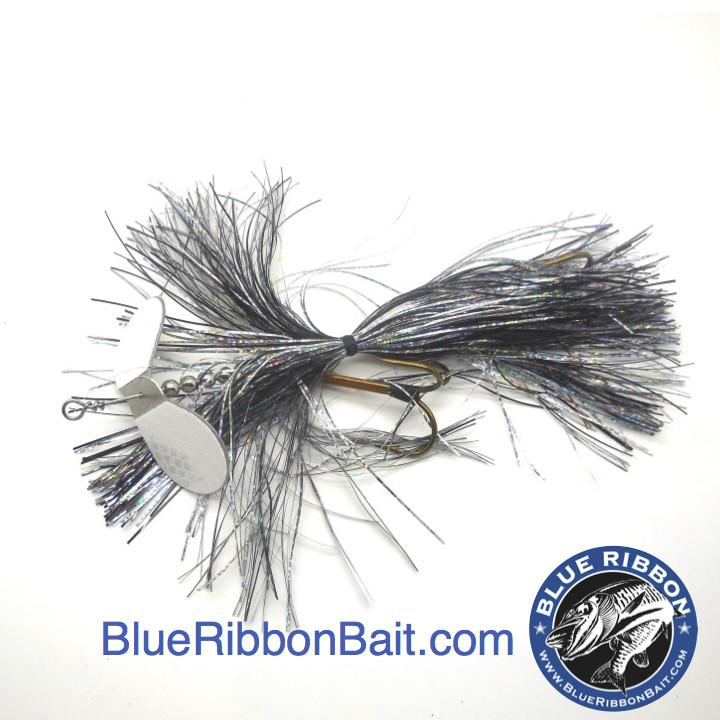Kramer Bros Tackle | Revolution Bucktail #9-Kramer Bros Tackle-Tullibee-Blue Ribbon Bait & Tackle