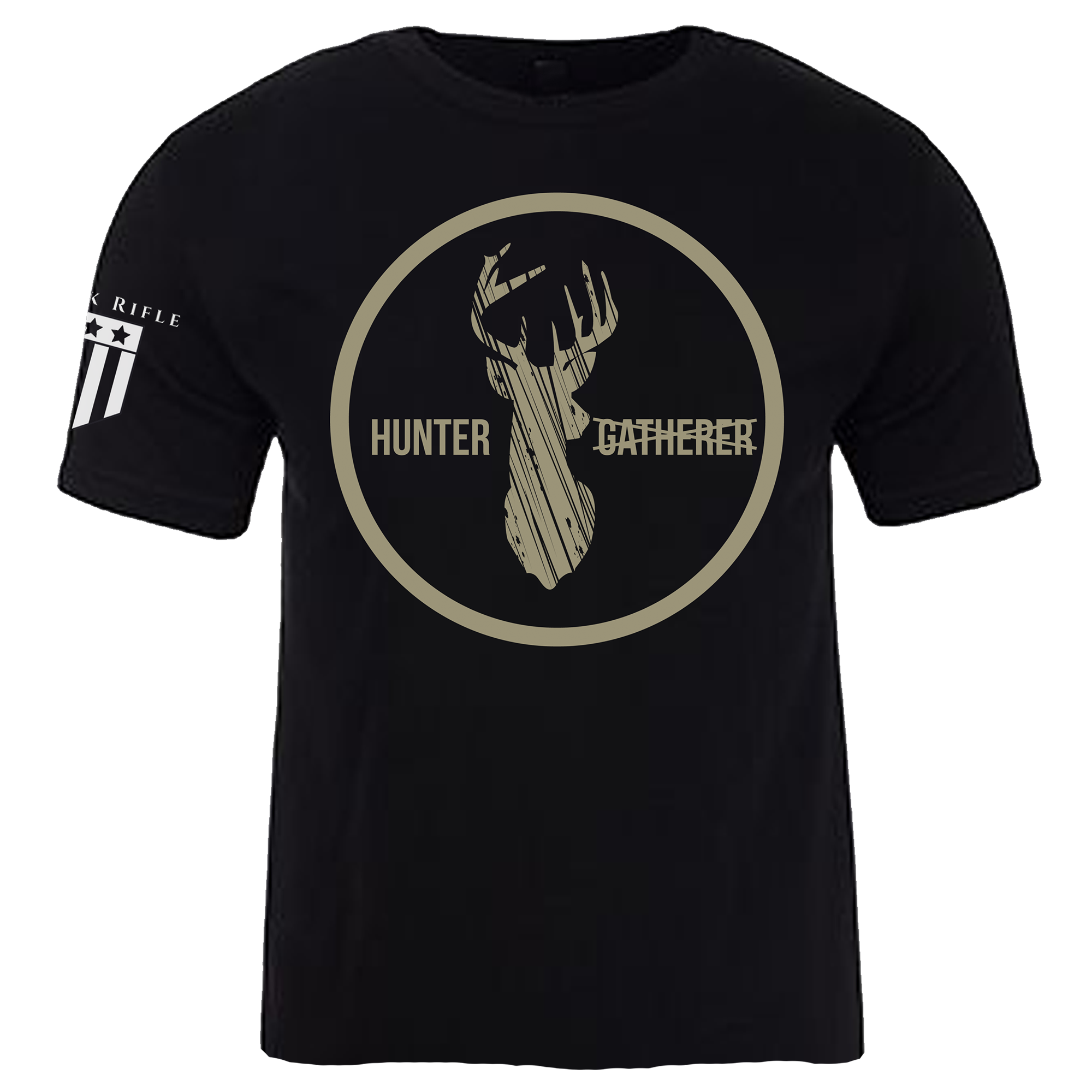 Be a Hunter Men's - Rock Rifle Trading Co. Patriotic, Veteran Clothing and Apparel