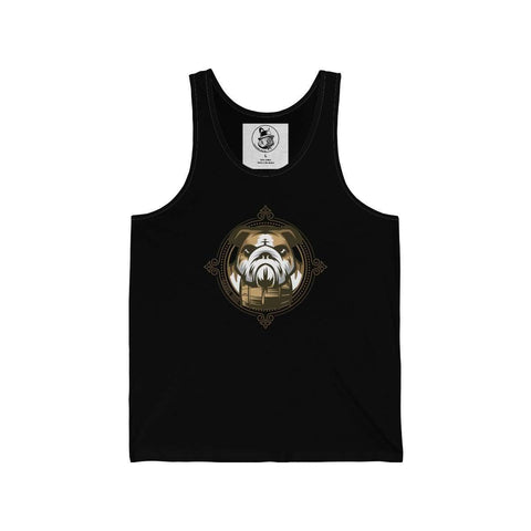 Bulldogs & Barrels Tank - Barrel Dogs