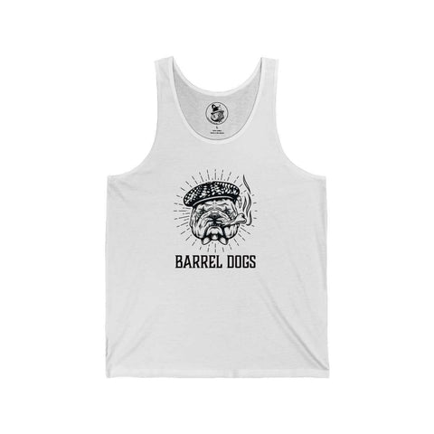 Bones Tank - Barrel Dogs