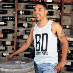 BD RU With Me? Men's Tank - Barrel Dogs