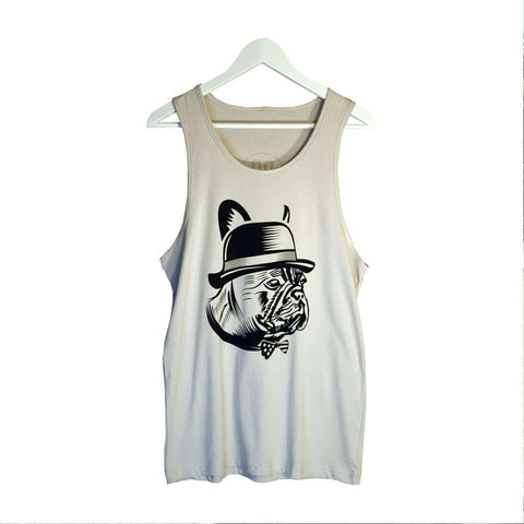 Barrel Dogs Logo Men's Tank - Barrel Dogs