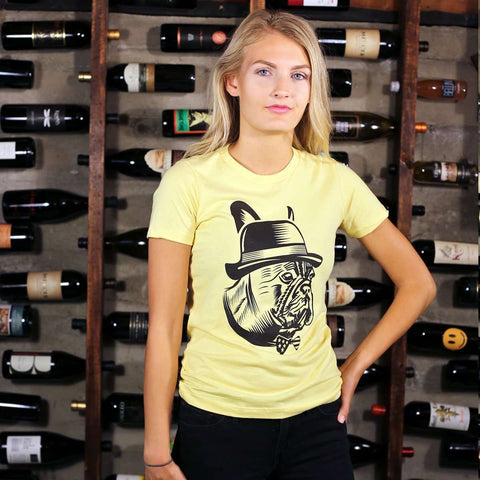 Barrel Dogs Logo Women's Tee - Barrel Dogs