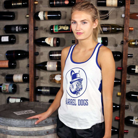 Barrel Dogs Logo Women's Tank - Barrel Dogs