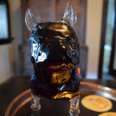 French Bulldog Decanter - Barrel Dogs