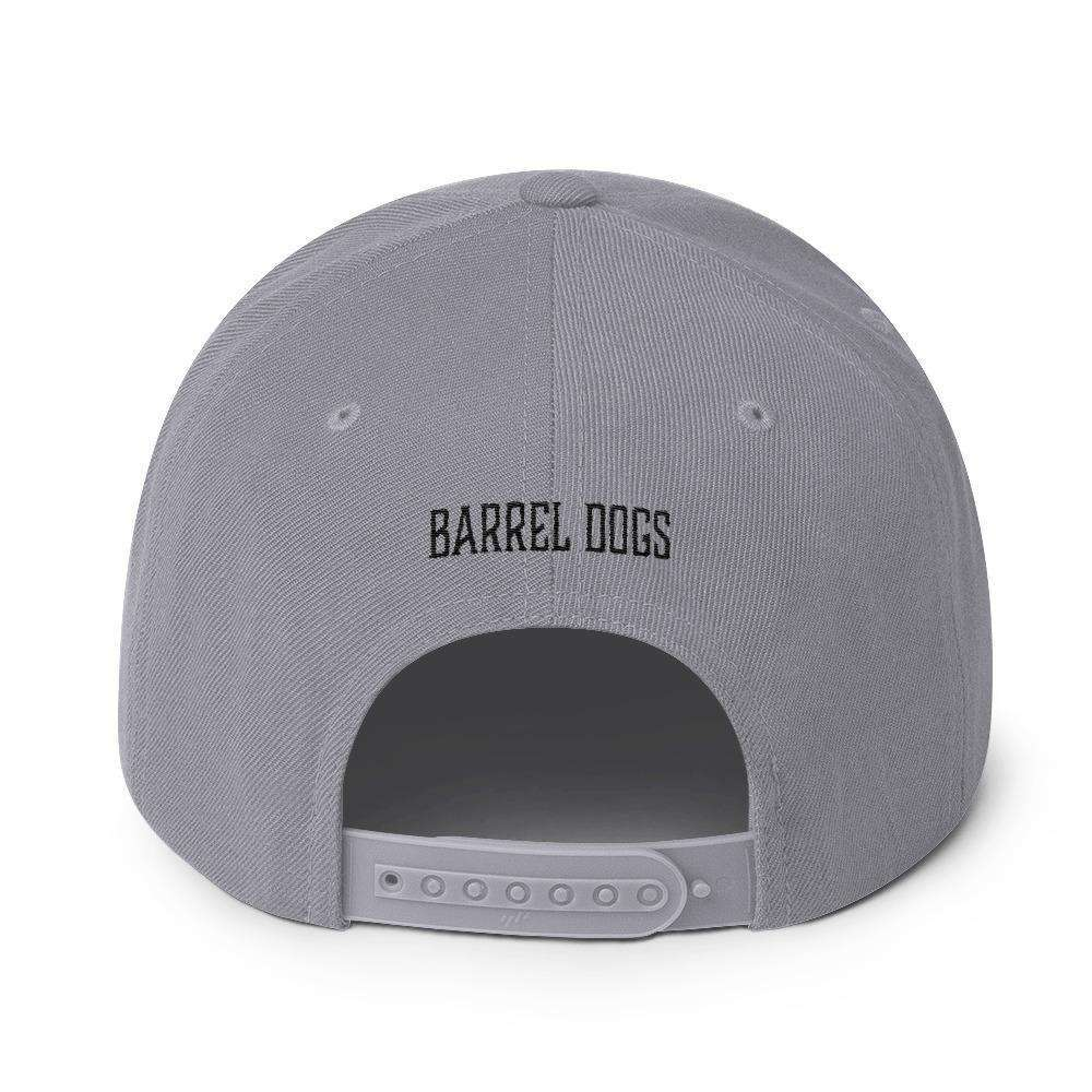 Frenchie Snap Back - Barrel Dogs