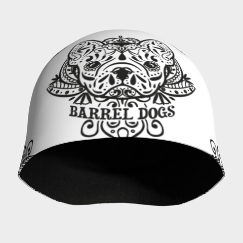 Sugar Skull Beanie - Barrel Dogs