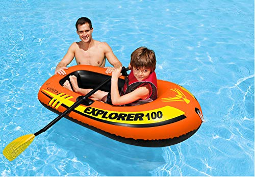 Bote inflable intex explorer 100 1persona