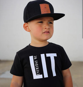 CAMISETA LIT KIDS