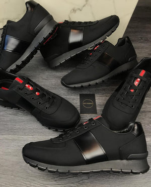 PRADA ALL BLACK