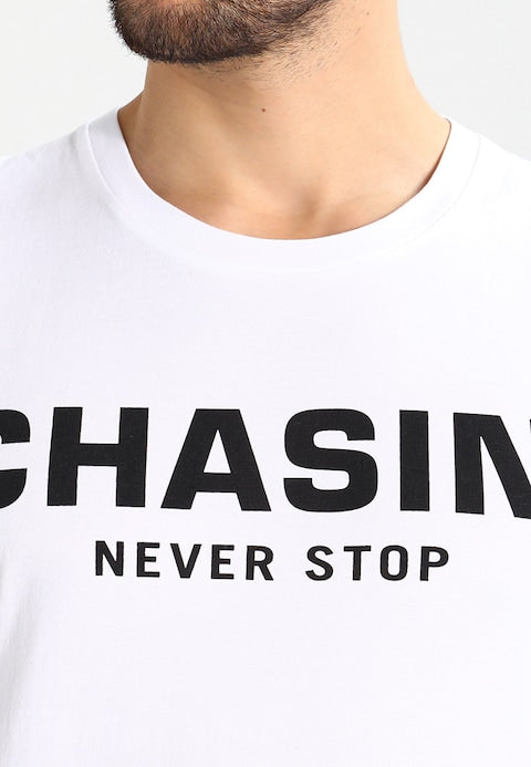 CAMISETA CHASIN NEVER STOP HOMBRE