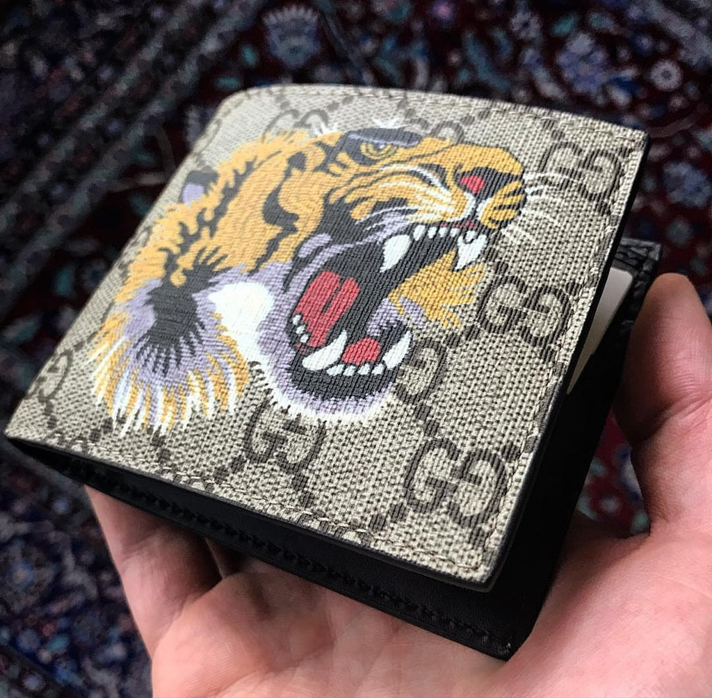 BILLETARA GUCCI TIGER
