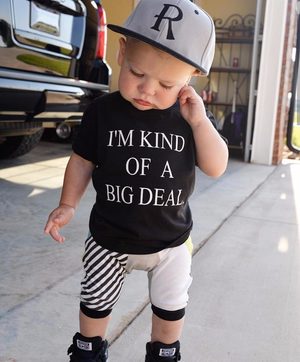 CAMISETA I´M KIND OF A BIG DEAL