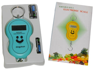 PESO PORTABLE ELECTRINIC SCALE