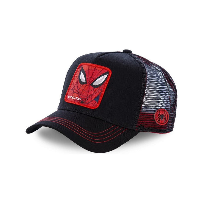 CAPSLAB SPIDERMAN BLACK