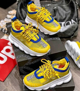 VERSACE CHAIN REACTION AMARILLO