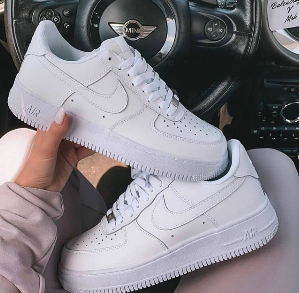 NIKE AIR FORCE ONE CLASSIC MUJER