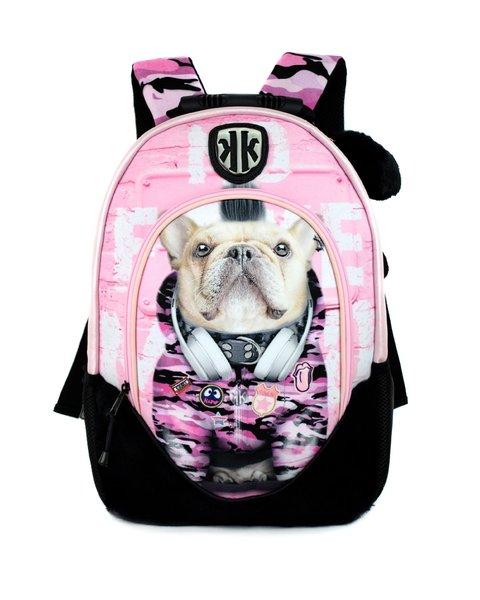 URBAN BACKPACK PUNKDOG PINK