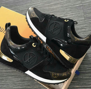 LOUIS VUITTON NEGROS DORADOS