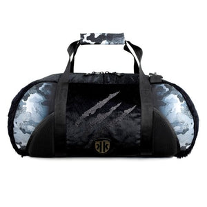 TRAVEL SPORT BAG, BLACK CLAWS