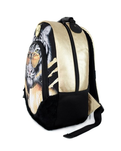 URBAN BACKPACK GOLD TIGER