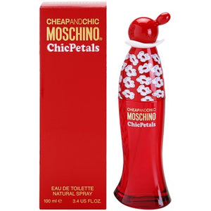 PERFUME MOSCHINO CHEAP AND CHIC PETALS