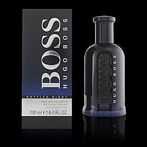PERFUME HUGO BOSS BOSS BLOTTLED NIGHT