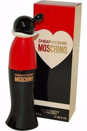 PERFUME MOSCHINO CHEAP AND CHIC
