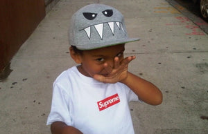 CAMISETA SUPREME KIDS