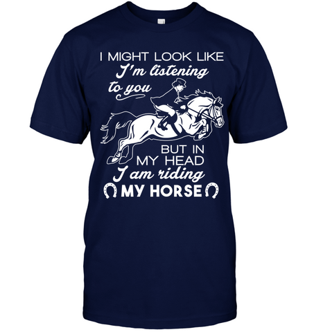 Tshirt for horse lovers. Perfect birthday or Xmas gift.