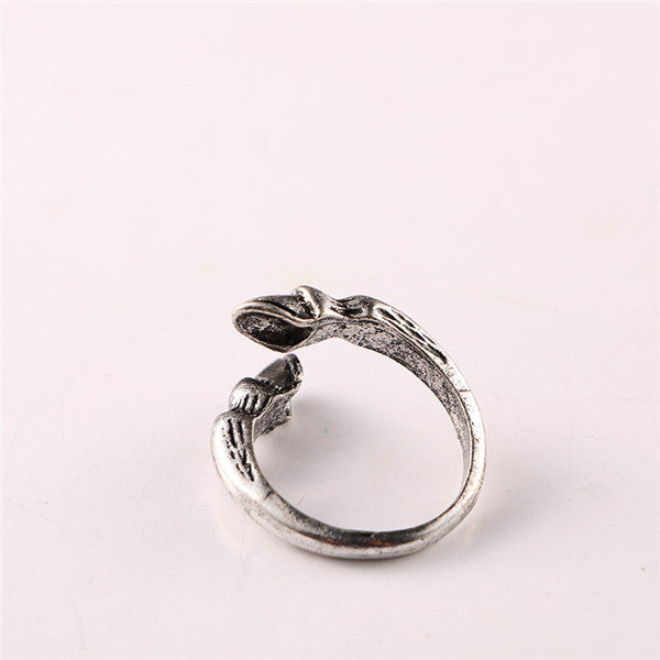 Vintage Horse Hoof Resizable Ring