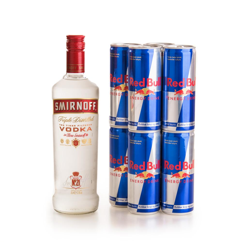 how to make red bull and vodka