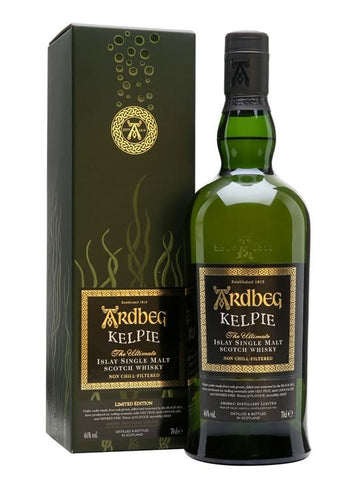 Ardbeg Kelpie Single Islay Malt Whisky 46%