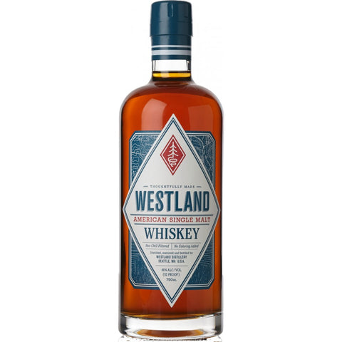 Westland American Single Malt Whiskey 70Cl