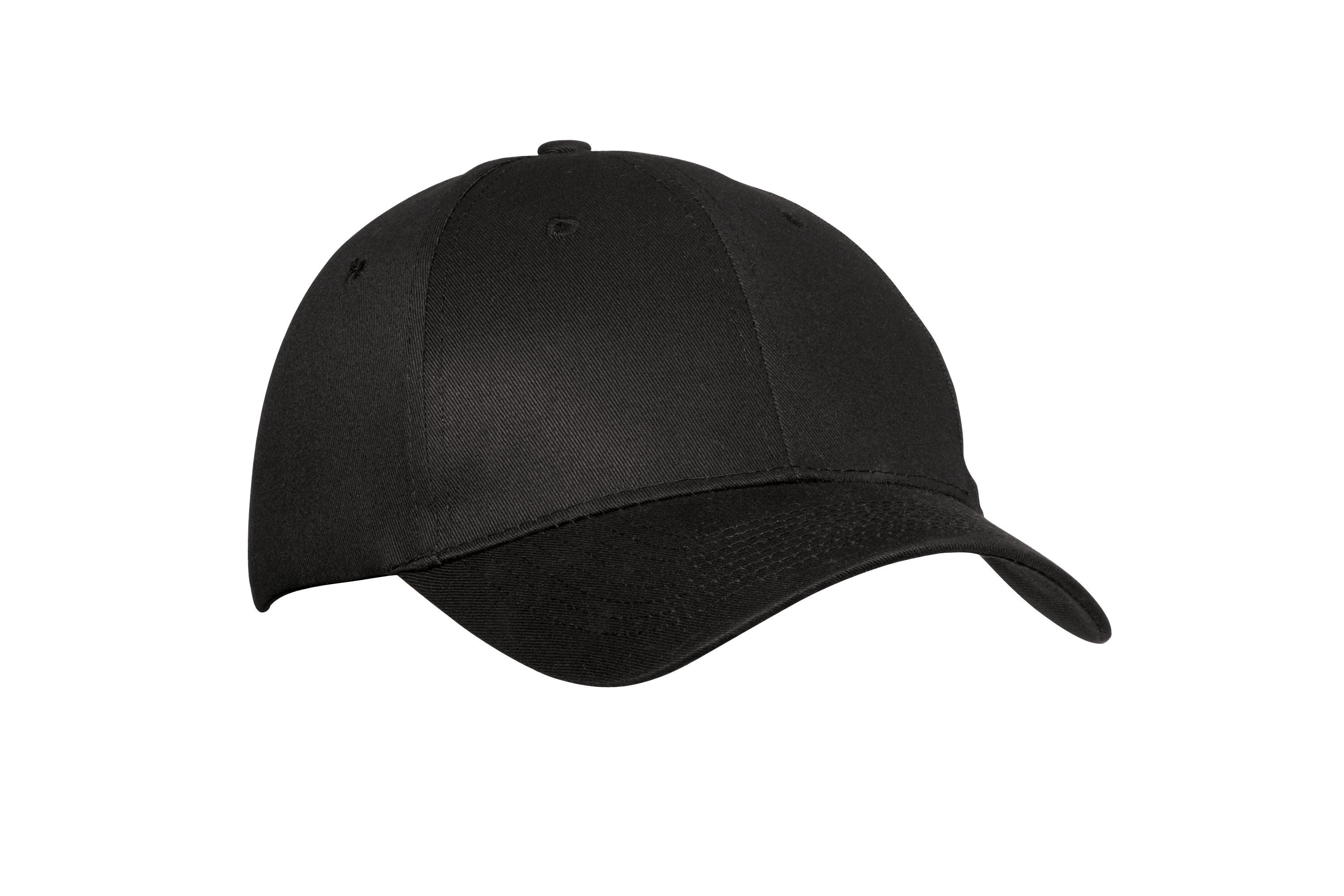 Port & Company® Six-Panel Twill Cap